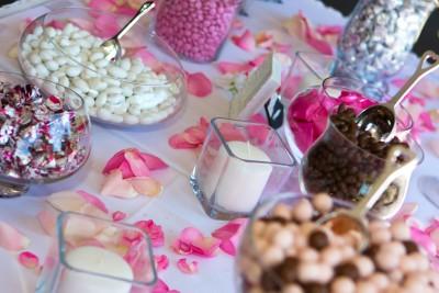 Dollys Candy Cart Buffet Surrey