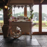 Dolly's Candy Cart - Barn Wedding Venue
