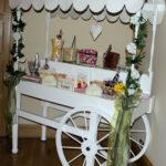 Dollys Candy Cart - Great Fosters