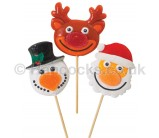 Christmas Jelly Nose Pops
