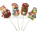 Christmas Jelly Pops