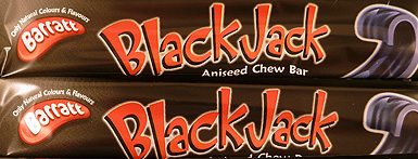 Black Jacks Chew Bars