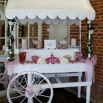Dolly's Candy Cart - Sweet Cart Buffet