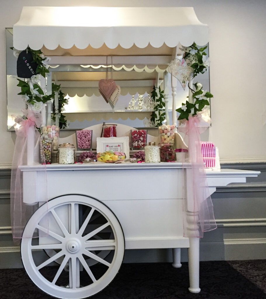 Dollys Candy Cart - Candy Cart Hire Surrey