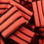 Strawberry Liquorice Stripes